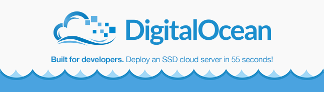 Digital Ocean makes it easy to boot up an SSD server