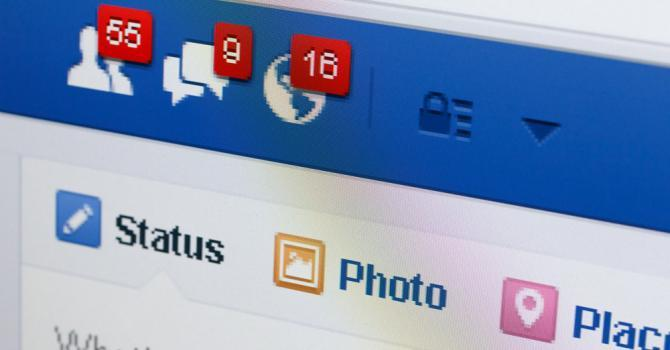 Facebook notifications use websockets